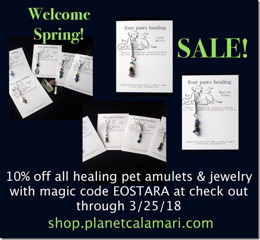4pawspringsale
